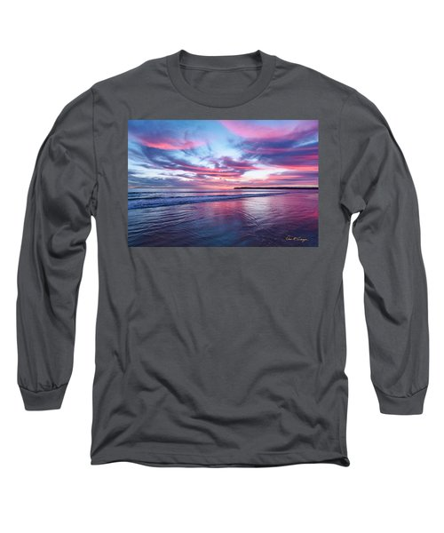 Drapery Long Sleeve T-Shirt