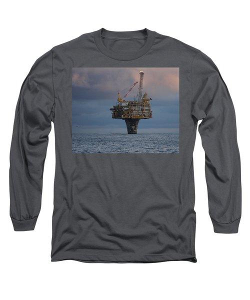 Draugen Platform Long Sleeve T-Shirt