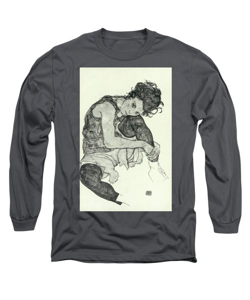 Drawings I Long Sleeve T-Shirt