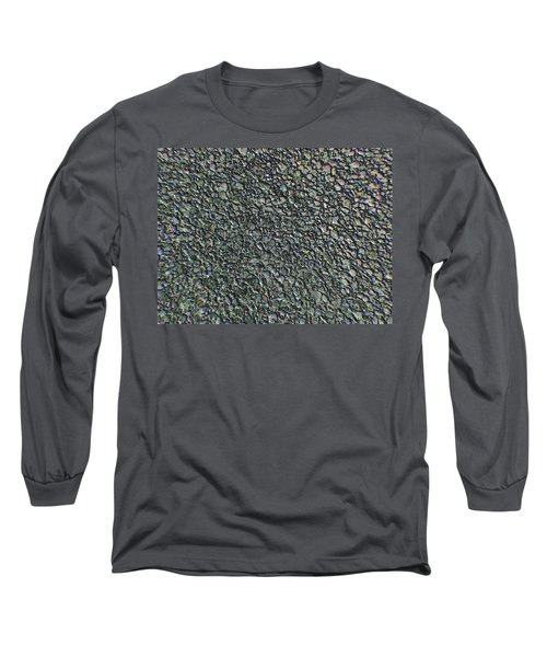Drawn Pebbles Long Sleeve T-Shirt