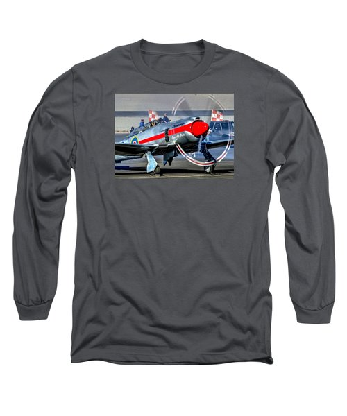 Dreadnought Startup Long Sleeve T-Shirt
