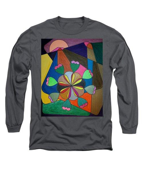 Dream 302 Long Sleeve T-Shirt
