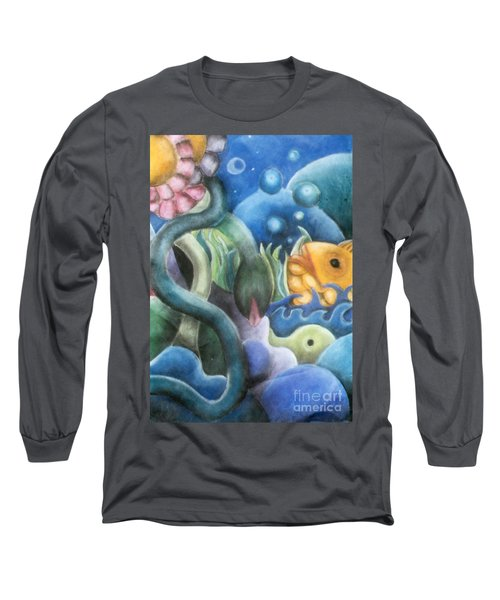Dream Fish Long Sleeve T-Shirt