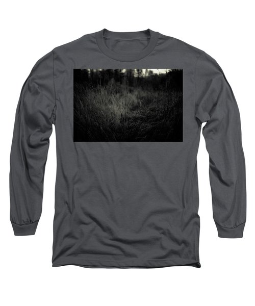 Long Sleeve T-Shirt featuring the photograph Dreaming In by Shane Holsclaw