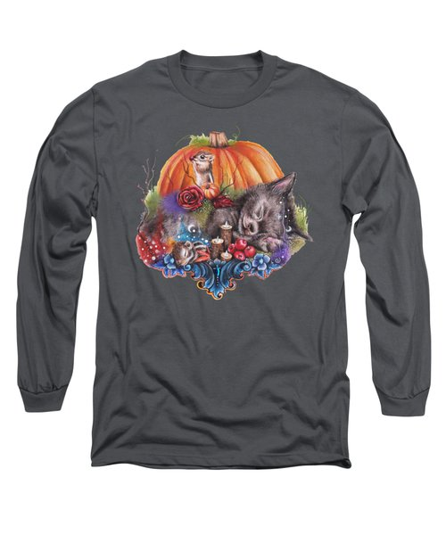 Dreaming Of Autumn Long Sleeve T-Shirt