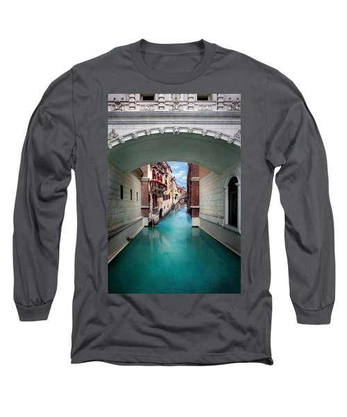 Dreaming Of Venice Long Sleeve T-Shirt