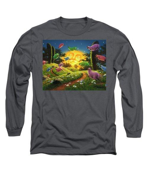 Dreamland IIi Long Sleeve T-Shirt