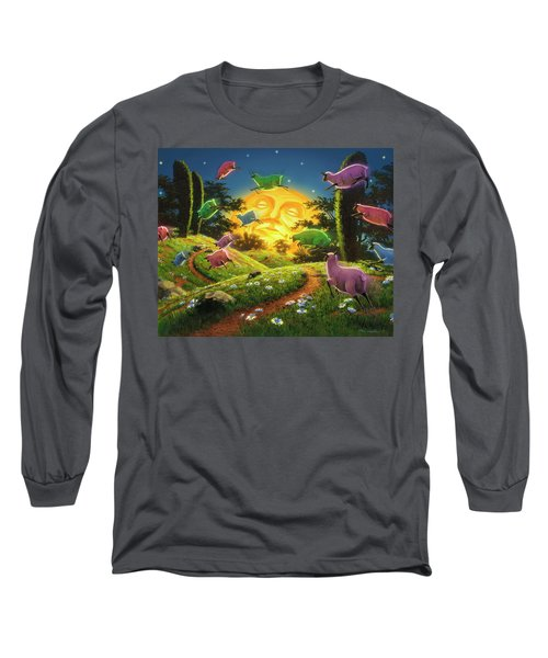 Dreamland IIi Long Sleeve T-Shirt