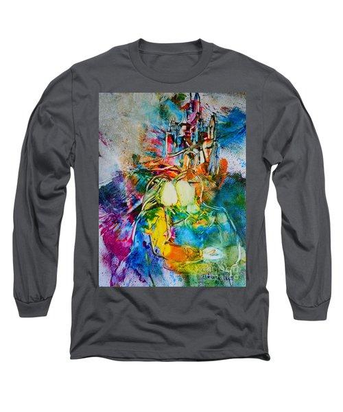 Dreams Do Come True Long Sleeve T-Shirt