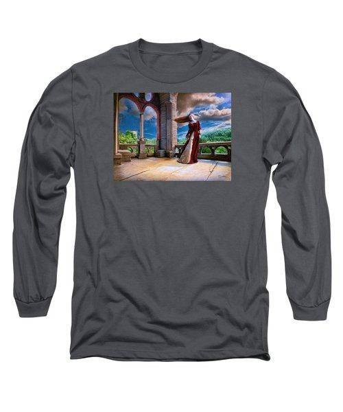 Dreams Of Heaven Long Sleeve T-Shirt