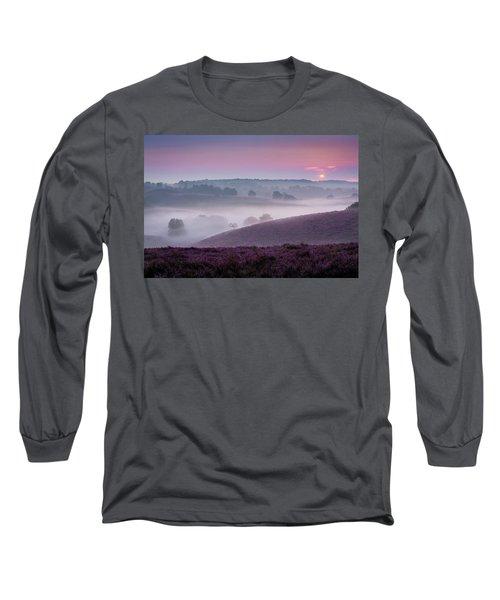 Dreamy Morning Long Sleeve T-Shirt