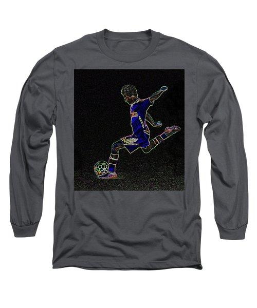 Dribbling Long Sleeve T-Shirt