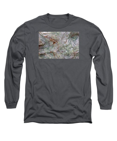 Driftwood Burl Long Sleeve T-Shirt