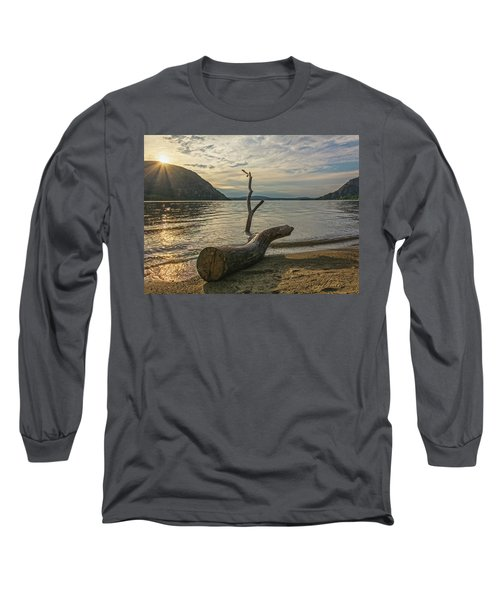 Driftwood Directional Long Sleeve T-Shirt