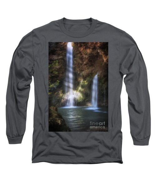 Dripping Springs Falls Long Sleeve T-Shirt