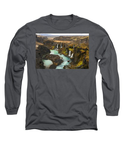 Driven To Tears Long Sleeve T-Shirt