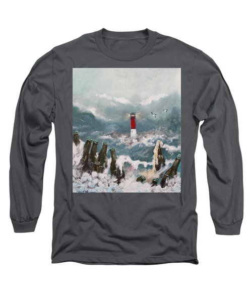 Drown In Alcohol Long Sleeve T-Shirt