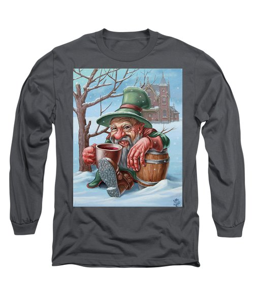 Drunkard Long Sleeve T-Shirt