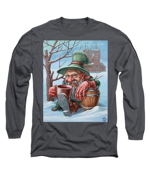 Drunkard Long Sleeve T-Shirt