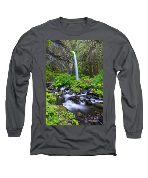 Dry Creek Falls Long Sleeve T-Shirt