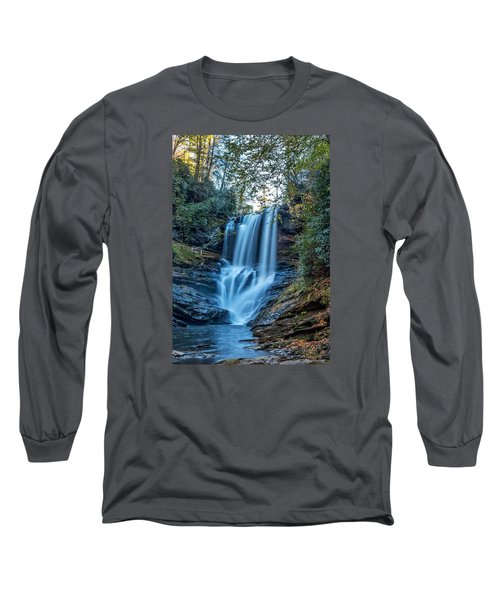 Dry Falls From The Base Long Sleeve T-Shirt