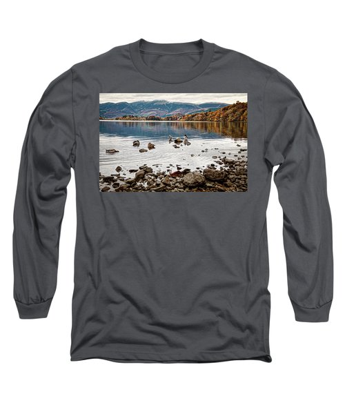 Ducks On Derwent Long Sleeve T-Shirt