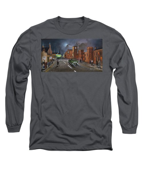 Dudley, Capital Of The Black Country Long Sleeve T-Shirt