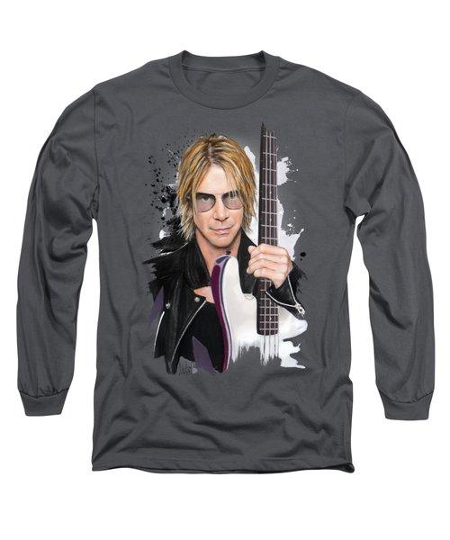 Duff Mckagan Long Sleeve T-Shirt