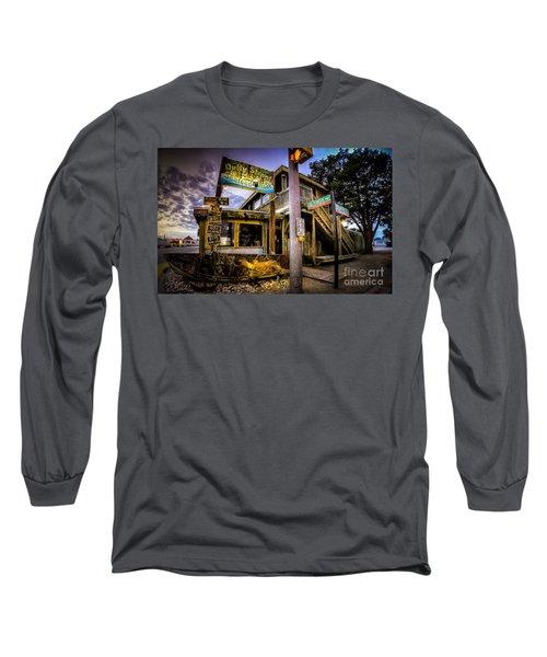 Duffy Street Seafood Shack Long Sleeve T-Shirt