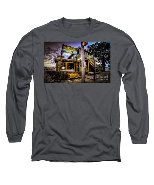 Duffy Street Seafood Shack Long Sleeve T-Shirt