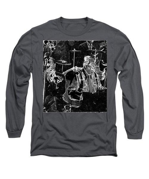 Duke Ellington Long Sleeve T-Shirt