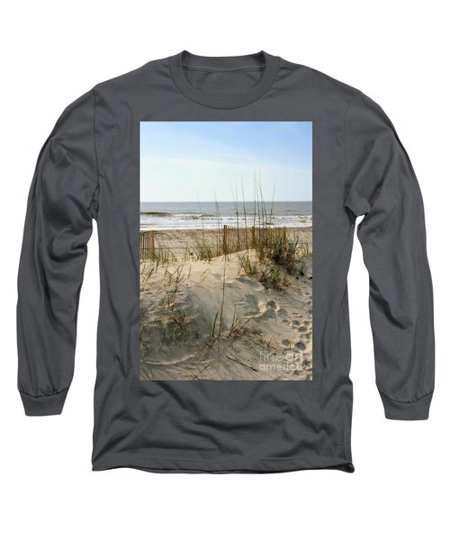 Dune Long Sleeve T-Shirt by Angela Rath