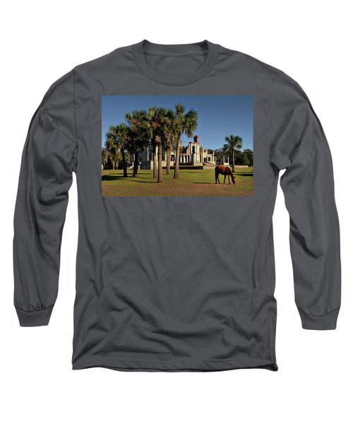 Long Sleeve T-Shirt featuring the photograph Dungeness  by Jessica Brawley