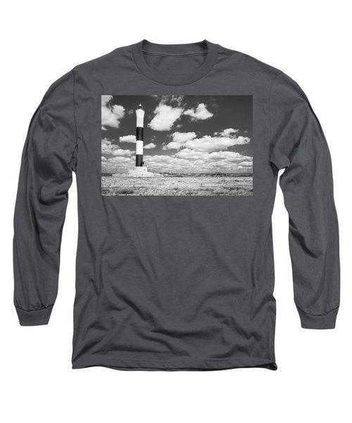 Dungeness Lighthouse. Long Sleeve T-Shirt