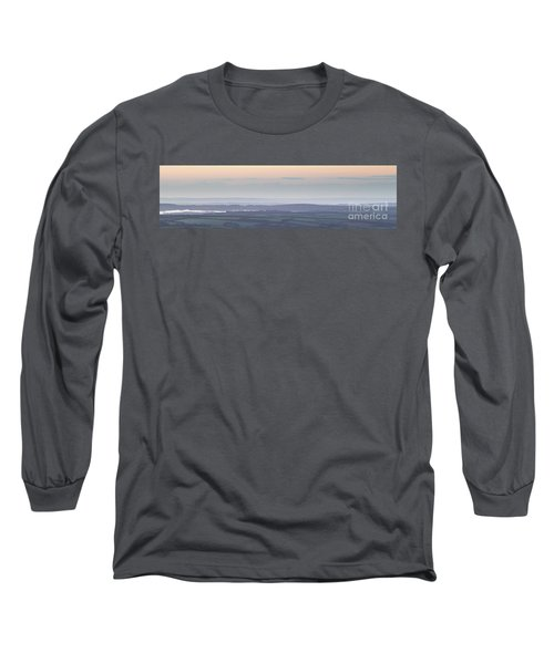 Dunkery Hill Morning  Long Sleeve T-Shirt