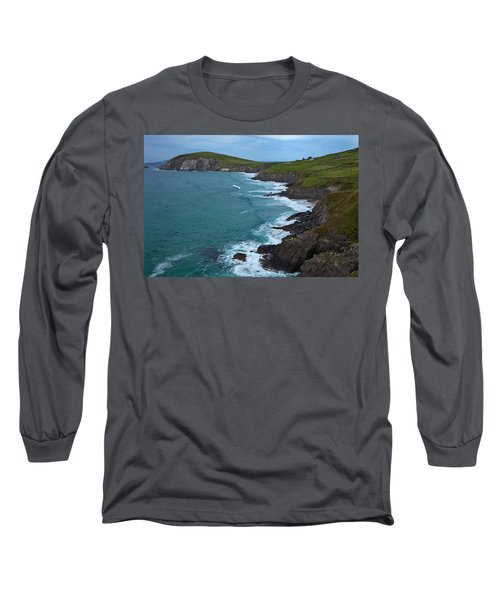 Dunmore Head, Dingle Peninsula, County Long Sleeve T-Shirt