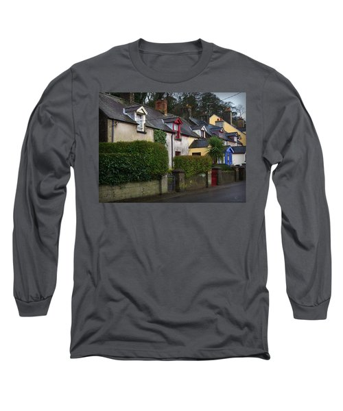 Dunmore Houses Long Sleeve T-Shirt