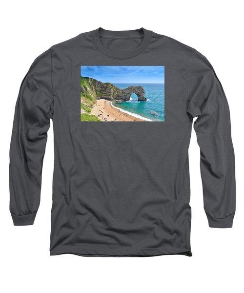 Durdle Door 2 Long Sleeve T-Shirt