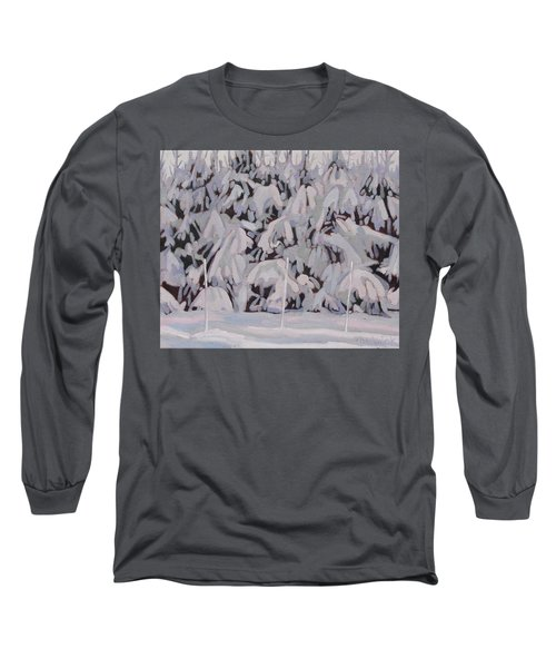 During The Storm Long Sleeve T-Shirt