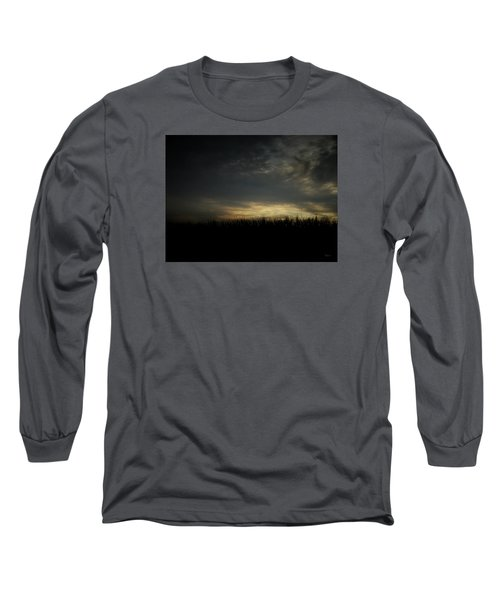 Dusk Long Sleeve T-Shirt by Cynthia Lassiter