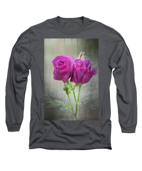 Dusty Roses Long Sleeve T-Shirt