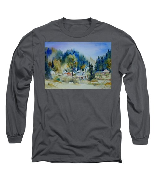 Dutch Flat Hamlet #2 Long Sleeve T-Shirt