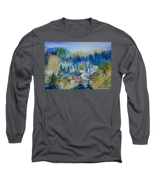 Dutch Flat Hamlet#3 Long Sleeve T-Shirt