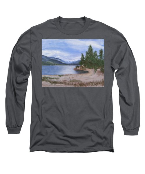 Dutch Harbour, Kootenay Lake Long Sleeve T-Shirt