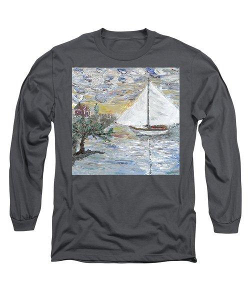 Dutch Shore Long Sleeve T-Shirt