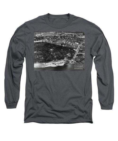 Dyckman Street Ferry, 1935 Long Sleeve T-Shirt