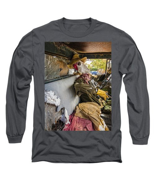 Dying For The Shot Long Sleeve T-Shirt