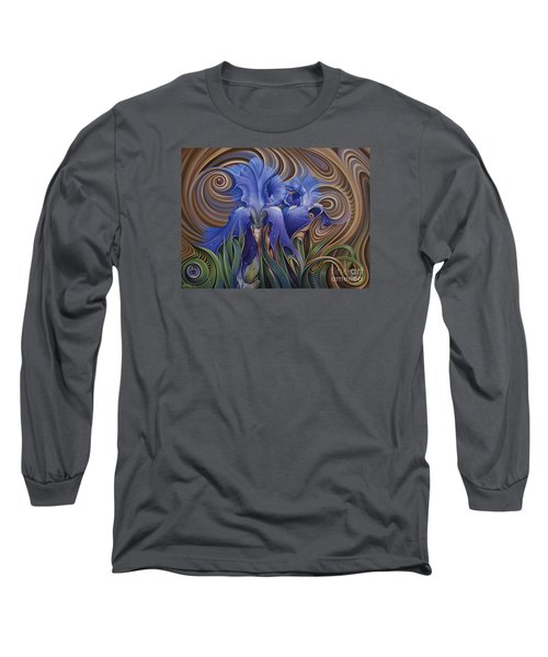 Dynamic Iris Long Sleeve T-Shirt