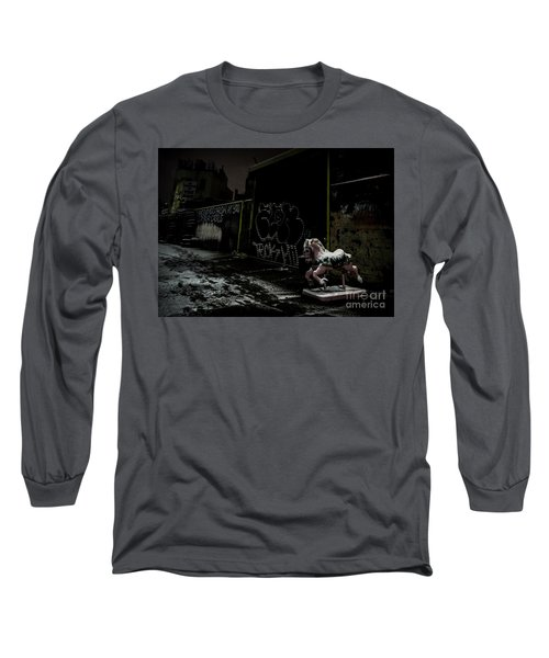 Dystopian Playground 1 Long Sleeve T-Shirt