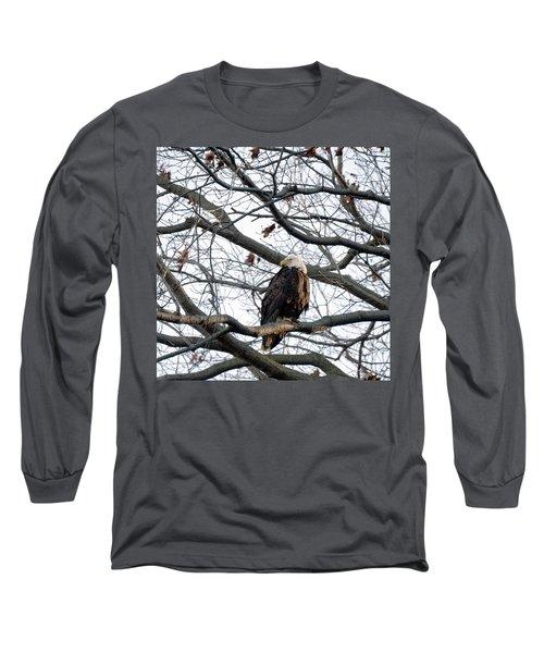 Eagel 0 Long Sleeve T-Shirt